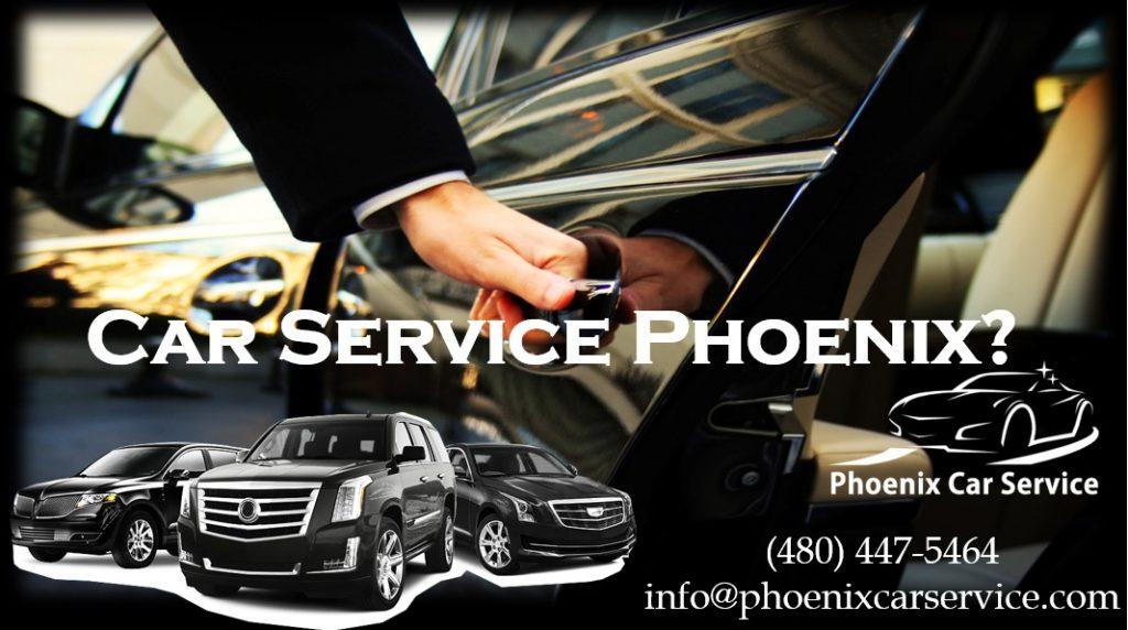 car services Phoenix?