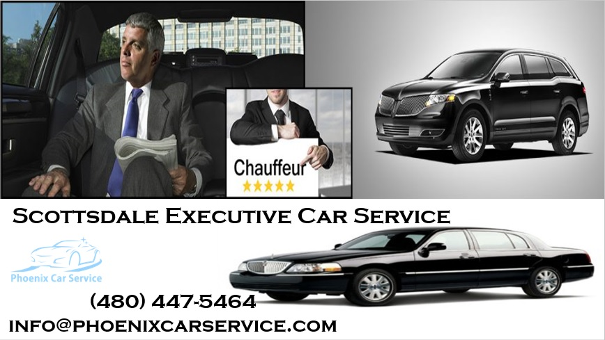 Executive Car Service in Phoenix