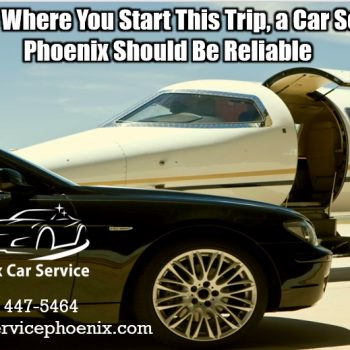 Private Car Service Phoenix