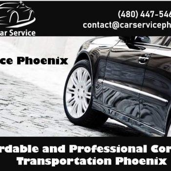 Corporate Transportation Phoenix
